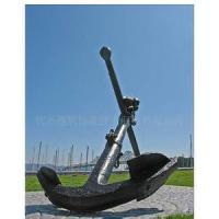 China Hot Dip Galvanized Rock Boat Anchor Stock Anchor With ABS GL Certificate wholesale