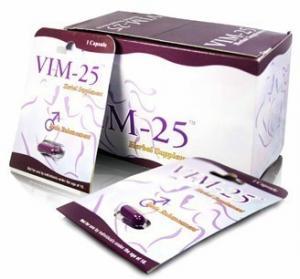 China Long Lasting Non Prescription Male Libido Enhancement Pills Natural Vim 25 wholesale