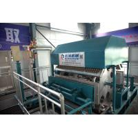 China Small Paper Pulp Moulding Machine , Small Egg Tray Making Machine on sale