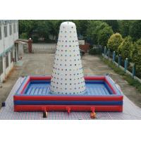 Buy cheap Flying Spider - Man Inflatable Rock Climbing Wall 0.55mm PVC Tarpaulins Material from wholesalers