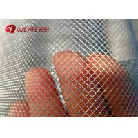 China Aluminium Small Hole Expanded Metal Mesh Roll / Panel 0.5-8mm Thickness wholesale