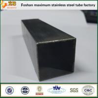 China 2017 hot sale 304L 316L stainless steel square pipe tubing from China wholesale