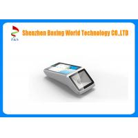 Buy cheap Handheld Two Dimensional Code Scanning Payment Terminal 4 Inch With Touch Panel from wholesalers