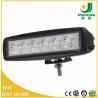 China LED car lighting 18w LED work light for jeep wholesale