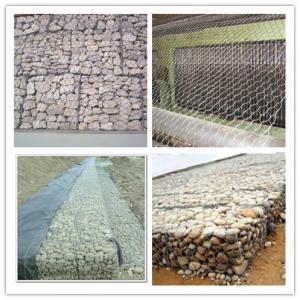 China gabion wall/gabion basket/gabion retaining wall design wholesale