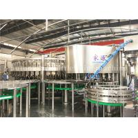 Buy cheap Carbonated Beverage Drink Making Csd Filling Line Soda Water Bottling Machine from wholesalers