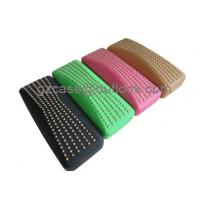 China 2015 newest stylish hard spectacles cases with beads on surface wholesale