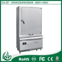 China Automatic water + overpressure exhaust steaming cabinet wholesale