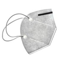 China Environment Friendly Kn95 Face Mask , Ffp3 Dust Mask Adjustable Metal Nose Clip wholesale