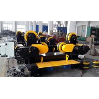 China 60T Movable Welding Roller Stands For Pressure Vessels / Tanks / Boilers Turning Welding wholesale