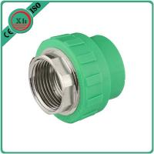 China Polypropylene Random Ppr Female Socket Pipe Coupling Fusion Welding wholesale