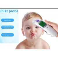 China Eco - Friendly Remote Infrared Thermometer / 1.5V Baby Ear Forehead Thermometer wholesale