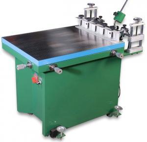 China Vacuum Table Manual Screen Printer wholesale