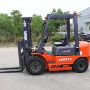 China New 2.5t CPCD25 forklift with ISUZU engine wholesale