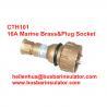 China 10A/16A marine plug CTH101 brass explosion proof plug&socket 792886 IP56 wholesale