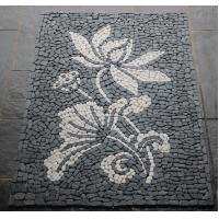 China The floor ground center Mosaic pattern tile wholesale
