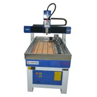 China 2.2kw 4 axis 6090 cnc router carving and milling machine made in China wholesale