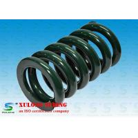 China Green Plating Plastic Molding Equipment Springs High Precision Long Life wholesale