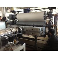 China Polypropylene PP Twin Wall Corrugated Plastic Sheet Extrusion Line on sale