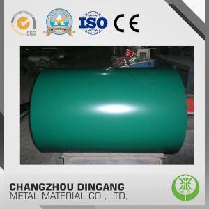 China Chemical Resistance Painted Aluminium Sheet , PVDF Coating Prepainted Aluminum Coil wholesale