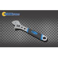 China Non Sparking Tools Carbon Steel Metric Adjustable Wrench For Industry wholesale