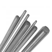China Industrial Stainless Steel All Thread Rod Custom Dimension Non Toxic wholesale