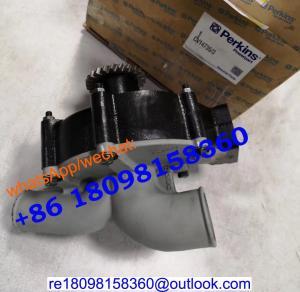 China CV14735/3 CV14573/2 Water Pump for Perkins 3012TAG diesel engine spare parts wholesale