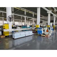China PU Air Tube Hose Making Production Line ,TPU Pipe Extrusion Machinery wholesale