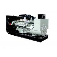 China Small Vibration 250kw Water Cooled Used Standby Generator DAEWOO P126TI on sale