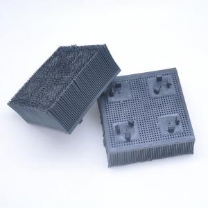 China Black Nylon Bristle Block For Investronica Cutting Machine wholesale