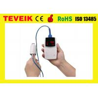China Mini Size  Hand Held Pulse Oximeter ,  Blood Test Equipment With  Rechargeable Battery wholesale