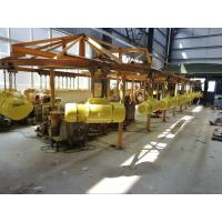 China Wire Rope Electric Lifting Hoist Single Girder / Double Girder 220v - 440v Yellow Color wholesale