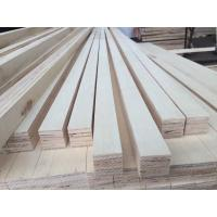 China Sanding LVL laminated veneer Lumber 1980mm x 32mm x 31.7mm wholesale