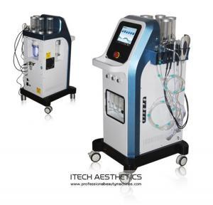 China High Pressure Oxygen Jet Peel Machine , Skin Care Hydro Facial Dermabrasion wholesale