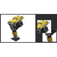 China Portable Light Construction Machinery , Gas Powered Vertical Rammer Compactor wholesale