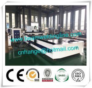 China Fiber Laser Cutting Machine 1000w Cut Sheet Metal , CNC Plasma Cutting Machine For Plate wholesale