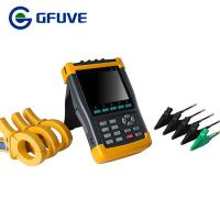 China 6.5 Inch TFT LCD Display 3 Phase Power Analyzer With 6000a Current Probe on sale