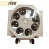 China 8CH 8 Eye LED Effect Light Gobo Lights 24W For KTV / Bar / Night Club wholesale