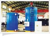China 16 Kgf / cm² 1.6Mpa Vertical Steam Boilers For Marine / Industry wholesale
