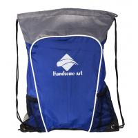 China Fashional Style Drawstring Bags with Phone Pocket for Promotional-HAD14025 wholesale