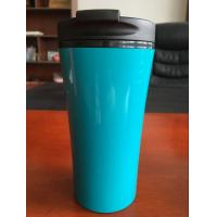 Buy cheap 12oz double wall plastic tumbler mighty mug suction beverage bottle suction mug 350ml coffee tumbler from wholesalers