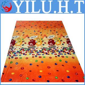 China indian flannelette flannel fabric fleece blanket fleece sheets for baby wholesale