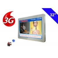 China 3g wireless Bus LCD Advertising Display TV Commercial Digital Signage media player wholesale