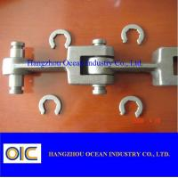 China Conveyor Parts Scraper Chain , type P142 , P142V , P142H , P200 chain wholesale