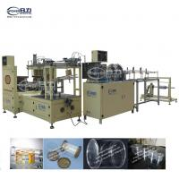 Quality full automatic pvc cylinder container forming machine for sale