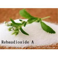 China Sweetener Stevia Extract Powder Rebaudioside A 58543 16 1 For Hypertension wholesale