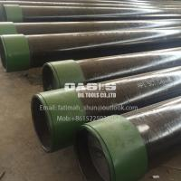 China Steel Pipes Tubing/oil pipe/oil tube API 5CT P110 casing steel tube wholesale
