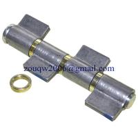 China Welding hinge heavy duty H602A, with steel washer, Finishing: self color or zinc plating, material: iron wholesale