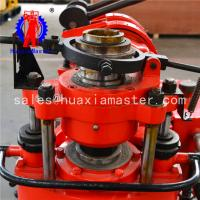 China HZ-130YY drilling rig automatic feed mechanism with oil pressure core mine machine wholesale