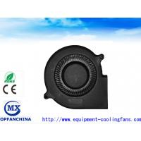 China 93mm Mini DC Blower fan 12V / 24V With Sleeve Bearing And Ball Bearing wholesale